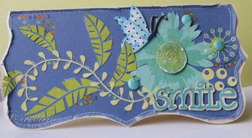 CCC DT - Smile card