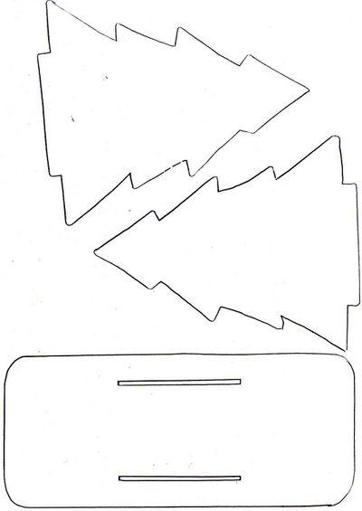 letter rack. Download Letter rack template