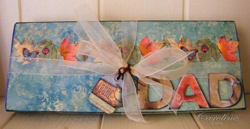 Charmed Cards Projects - Choc Wrap1