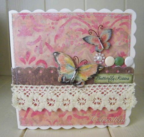 Charmed - Card - Butterfly Kisses1
