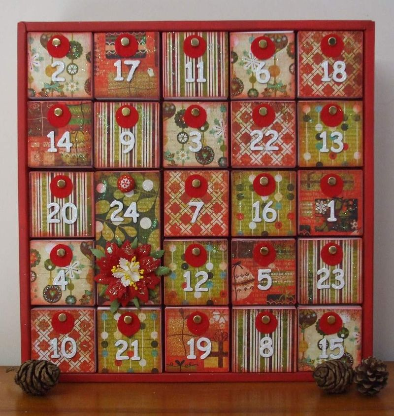 Karen-Advent Calendar