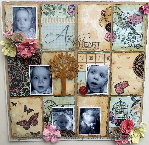 ATC Inspired layout