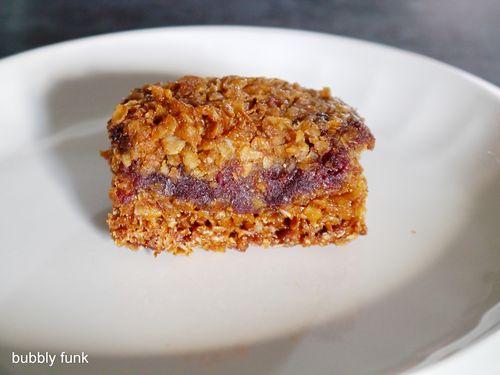 Recipe - Sticky Date Flapjack
