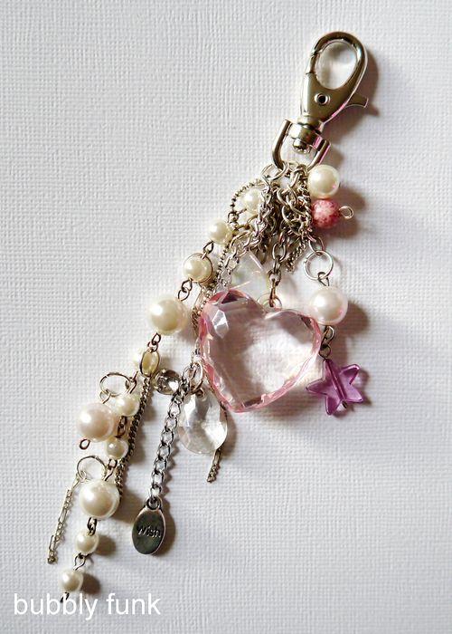 Handbag Charm-pink