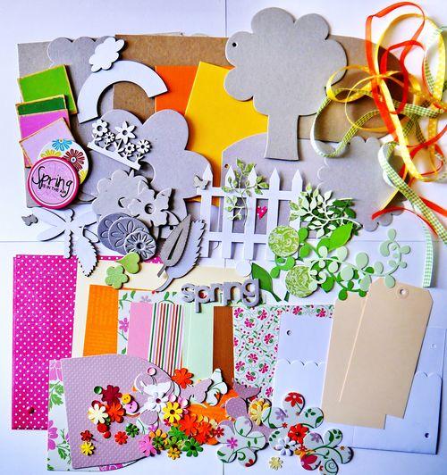 April Kit-Spring-Kitcontents