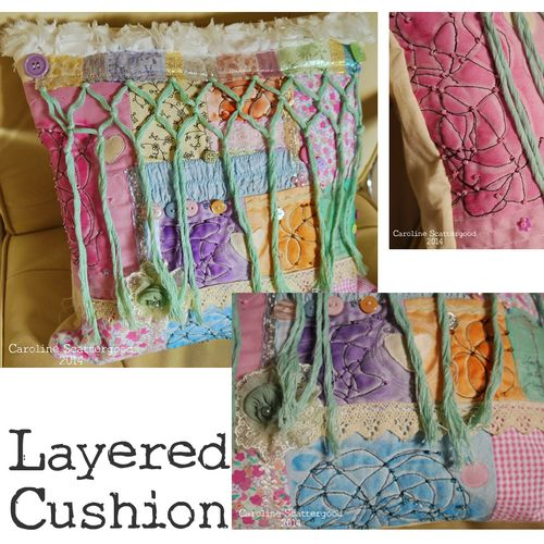 Layered Cushion copy