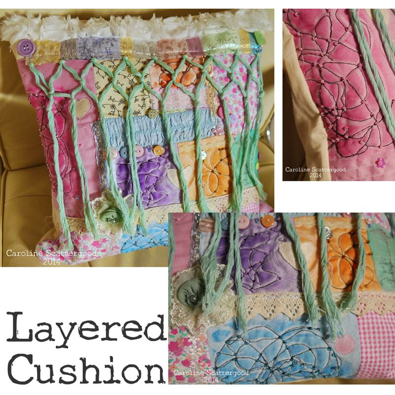 Layered Cushion copy