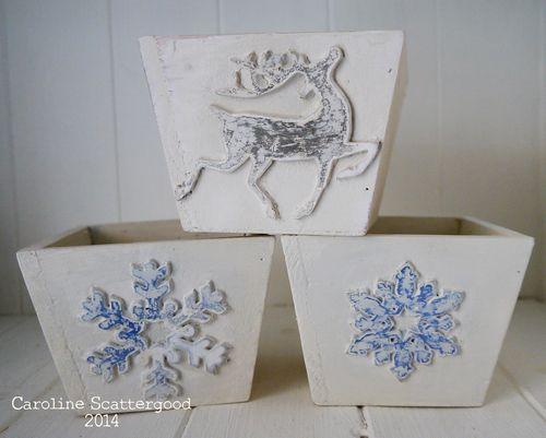 Wooden_Pots-Reindeer_Snowflakes