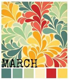 Tando Colour themes - March 2015